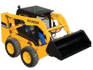 Мини-погрузчик Hyundai HSL 650