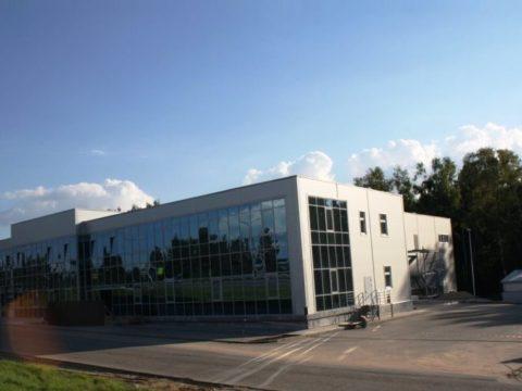 Территория здания общественного и складского назначения 4220 м²