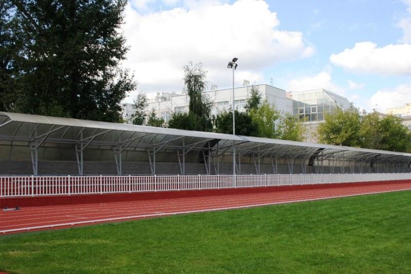 Реконструкция легкоатлетического стадиона